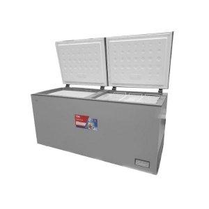Von VAFC-50DHS Chest Freezers, 508L - Grey photo