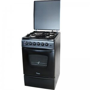3G+1E 50X60 EURO BLACK COOKER- RF/403 photo
