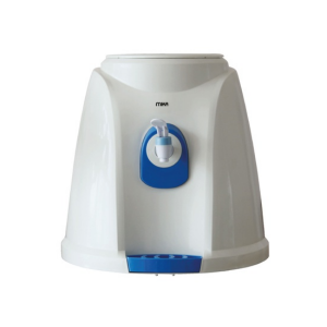 MIKA Water Dispenser, Table Top, Normal Only, White & Blue MWD1101/WB photo