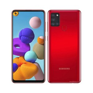 Samsung Galaxy A21s-6.5 Inch 48MP Quad Camera 4GB RAM 64GB ROM 5000mAh Battery photo