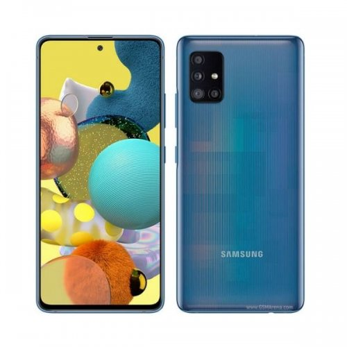 "SAMSUNG GALAXY A51 6.5"" INCH - 8GB RAM - 128GB ROM - 48MP+12MP+5MP+5MP CAMERA - 4G - 4000 MAH BATTERY [SM-A515FN/DS] By Samsung"