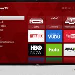 TCL 43 inch Smart led TV - Inbuilt Wi-Fi - Digital TV - Model 43S2900 By TCL