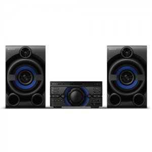 Sony High Power Bluetooth Wireless Audio System MHC-M40D - Black photo