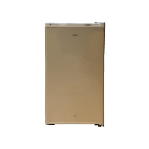 MIKA Refrigerator, 92L, Direct Cool, Single Door, Gold photo