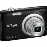 Nikon Coolpix A100 20MP 5x Zoom Compact Camera - Black By Nikon