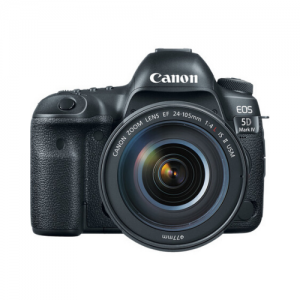 Canon EOS 5D Mark IV DSLR Camera  24-105mm F/4L II Lens photo