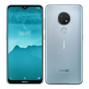 "Nokia 6.2 - 6.3"" inch - 4GB RAM - 64GB ROM - 16MP+8MP+5MP Triple Camera - 4G - 3500 mAh Battery photo"