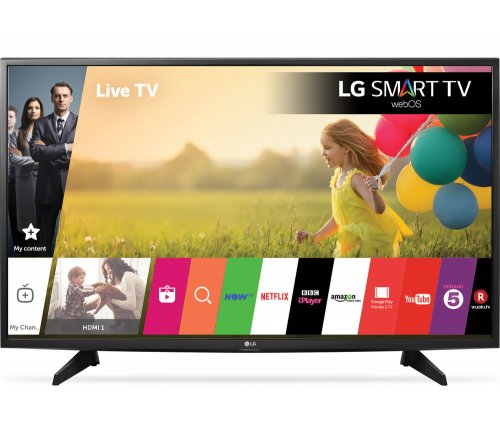 LG 49 inch Smart TV DIGITAL 49LH590V Free Delivery and set up By LG