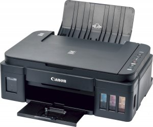 Canon G3400 - Pixma - MultiFunction 3 in 1 Wireless Printer - Black photo