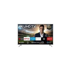 Vision Plus 55'' FRAMELESS 4K ULTRA HD ANDROID TV, NETFLIX VP-8855 photo