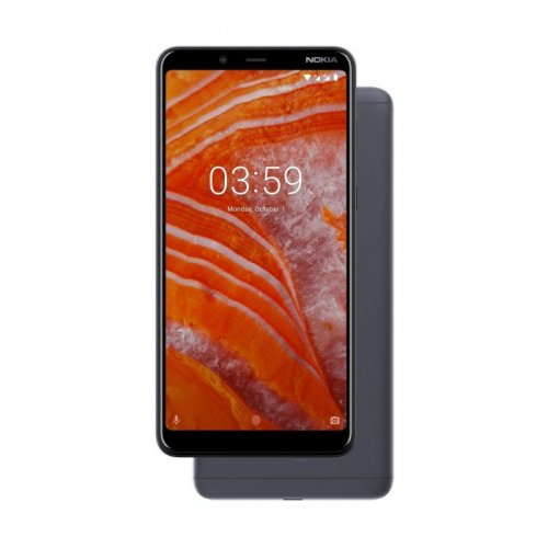 "Nokia 3.1 Plus 32GB  3GB RAM 6.0"" Primary Camera: 13MP (f/2.0) + 5MP (f/2.4), LED flash Selfie Camera: 8MP (f/2.2) By Nokia"