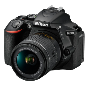 Nikon D5600 DSLR Camera With 18-55mm Lens, Inspire Your Creativity Further  photo