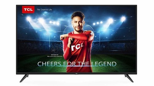 TCL 50 Inch HDR 4K UHD Smart Multi-System LED TV LED50P6500US By TCL