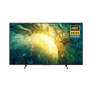 KD49X7500H Sony 49 Inch 4K ANDROID SMART HDR 10+ TV  2020 MODEL photo