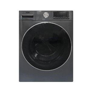 Von VAWD-805FMS Washer & Dryer Front Load 8/5 KG - Silver photo