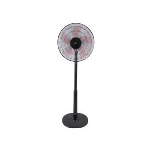 "MIKA Stand Fan, SMART ULTIMATE,16"", With Remote, Black  MFS1642/BL photo"