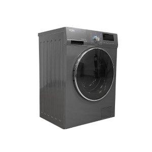 Von VALW-08FXS Front Load Washing Machine Silver 8KG photo