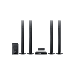 Sony 5.1ch 4 Tall Boys 1000 Watts Rms DVD Home Cinema System With Bluetooth (DAV-DZ950) photo