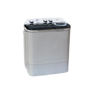 MIKA Washing Machine, Semi-Automatic Top Load, Twin Tub, 7Kg, White - MWSTT2207  photo