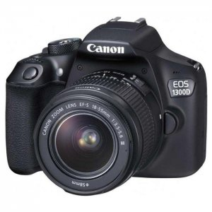 Canon 1300D 18-55mm 18MP APS-C CMOS photo