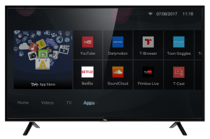 TCL 43 inch Smart  Full HD TV 43s6201 (2018 Model)Free Delivery photo