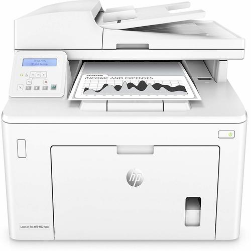 HP LaserJet Pro MFP M227sdn (Print, Scan, Copy, Fax, Duplex, Network)  By HP