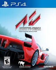 Assetto Corsa for PlayStation 4 photo