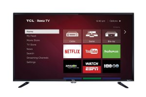 TCL 40 inch Smart LED TV 3 HDMI, 2 USB, Wi-Fi -Youtube,Netflix etc -40S4900/40S2900 photo