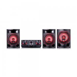 LG XBOOM CJ88 2900-WATT HI-FI SYSTEM photo