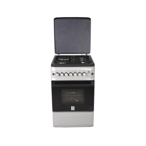 Standing Cooker, 50cm X 55cm, 3 + 1, Electric Oven, Silver - MST55PI31SL/HC photo