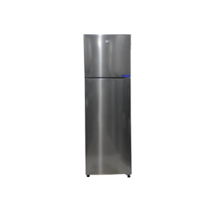 MIKA No Frost 5 In 1 Convertible Refrigerator, 270L, Double Door, Stainless Steel MRNF270PSS photo
