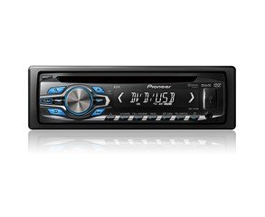 Pioneer DVH-345UB USB AUX DVD Player photo