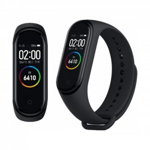Xiaomi MI Band 4 Smartband - Black photo