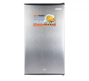 Product Features:  92 Litre Mini Fridge Large freezer section Strong wire shelves Vegetable box Strong door racks Lock and key Silver Finish photo