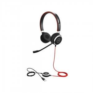 Jabra Evolve 40 MS Headset photo