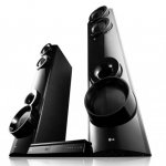 LG LHD675 4.2 CH DVD Home Theater System By LG