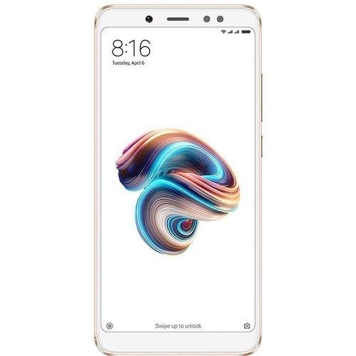 """Xiaomi Redmi Note 5 Smartphone: 5.99"""" Inch - 3GB RAM - 32GB ROM - Dual 12MP+5MP Camera - 4G LTE - 4000 MAh Battery By Redmi"""