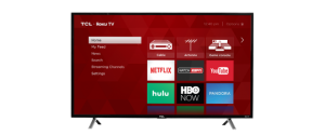 TCL 43 inch Smart led TV - Inbuilt Wi-Fi - Digital TV - Model 43S2900 photo