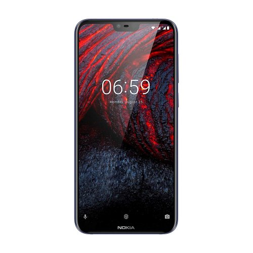 Nokia X6 5.8-inch (4GB, 64GB ROM) Android 8.1, 16MP+16MP By Nokia