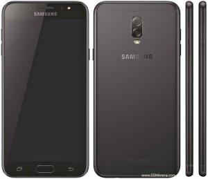 "Samsung Galaxy C8 - 5.5"" - 32GB - 3GB RAM - 13+5MP Camera - (Dual Sim) - 4G - Black photo"