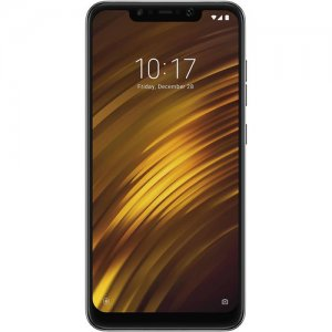 "Xiaomi Pocophone F1  6.18"" Inch - 6GB RAM - 128GB ROM - Dual 12MP+2MP Camera - 4G LTE - 4000 MAh Battery photo"