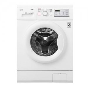 FH4G7TDY0 8kg 1400 RPM Front Load Washer, Steam - WHITE photo