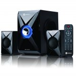 Sayona Subwoofer  SHT757BT  5700W P.M.P.O  + Bluetooth By Sayona