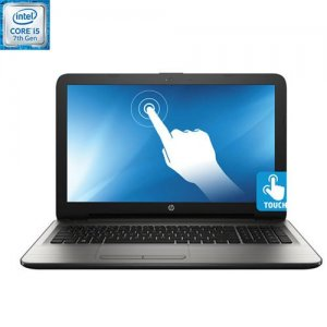 "HP 15-ay138ca Core i5-7200u 8GB/1TB/ cam/Wifi/BT/15.6"" TouchScreen /Win 10/Silver photo"