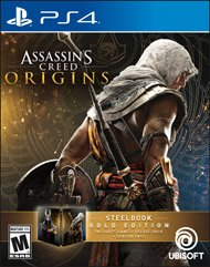 Assassin's Creed: Origins Gold Edition for PlayStation 4 photo