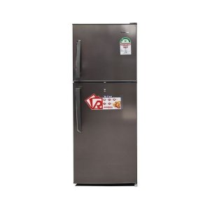 Ramtons 201 LITRES DOUBLE DOOR NO FROST FRIDGE, SILVER- RF/141 photo