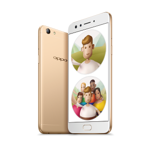 "Oppo F3 -5.5"" 13MP back  16MP + 8MP front cameras photo"