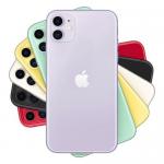 "Apple iPhone 11 - 6.1"" inch - 4GB RAM - 64GB ROM - 12MP+12MP Dual Camera - 4G - 3046 mAh Battery By Apple"