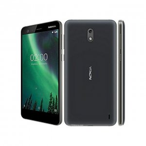 Nokia 2, 8GB+1GB RAM, Dual SIM, Black/ photo