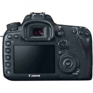 Canon EOS 7D Mark II DSLR Camera with 18-135mm f/3.5-5.6 IS USM Lens photo